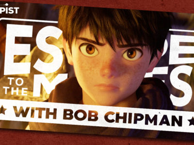 Dragon Quest: Your Story review Escape to the Movies Bob Chipman
