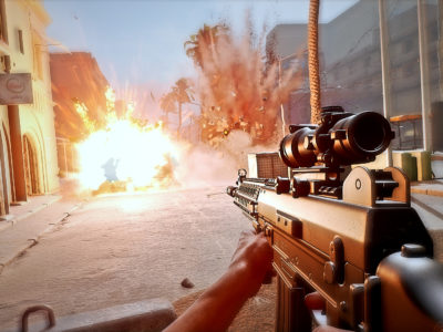 Insurgency: Sandstorm, Focus Home Interactive, New World Interactive, console