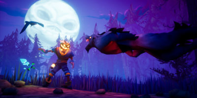 Pumpkin Jack, Nicolas Meyssonnier, Headup Games, Jak and Daxter, MediEvil