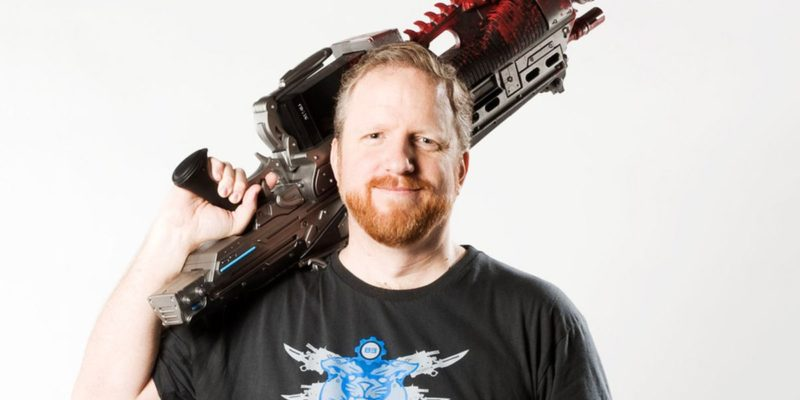 Rod Fergusson, Gears of War, Xbox, The Coalition, Blizzard