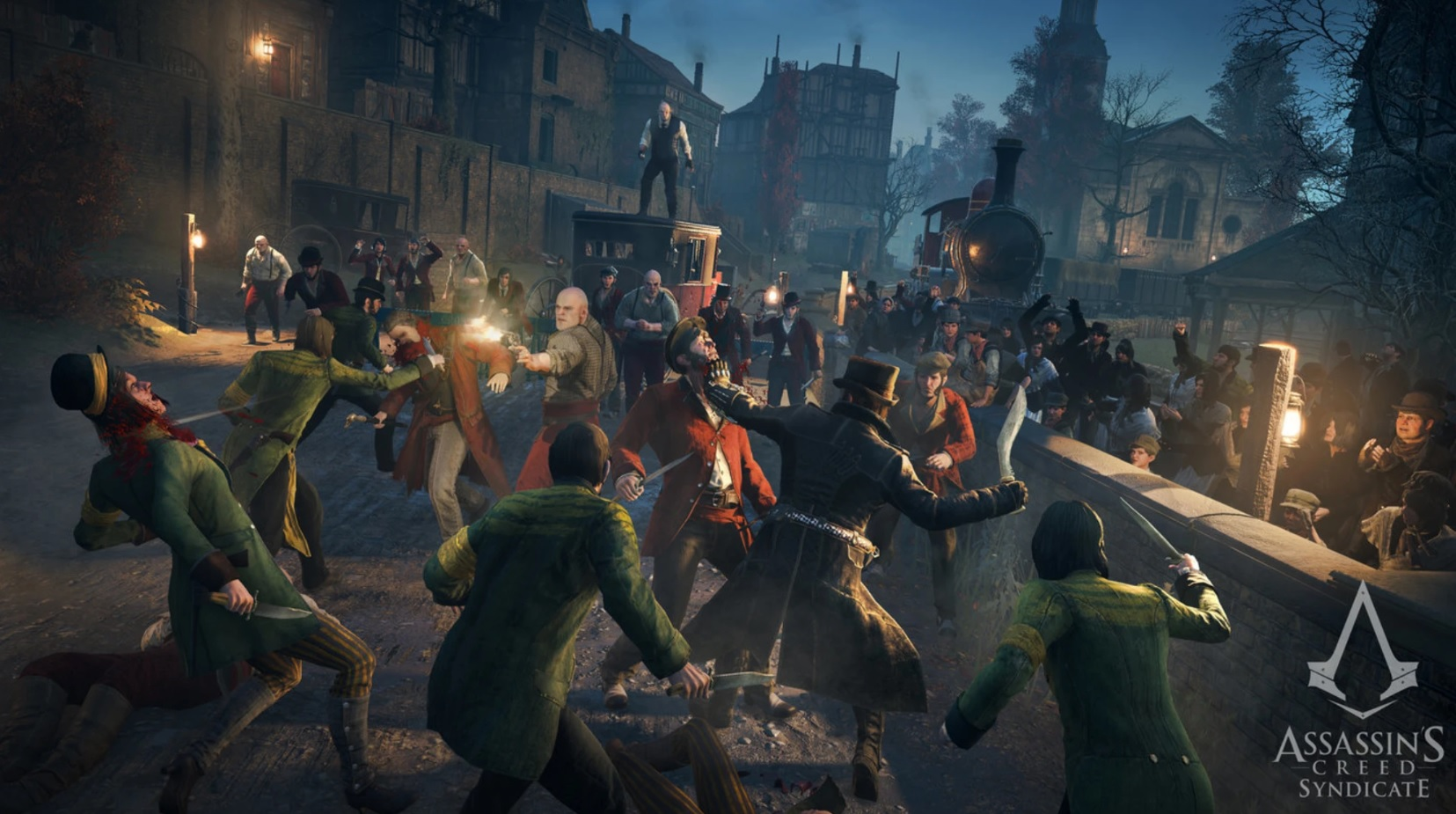 Creed Syndicate perfect difficulty, make it easy or hard emergent gameplay Ubisoft Assassin's Creed Syndicate