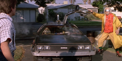 Back to the Future reboot never happening: Bob Gale, probably Robert Zemeckis