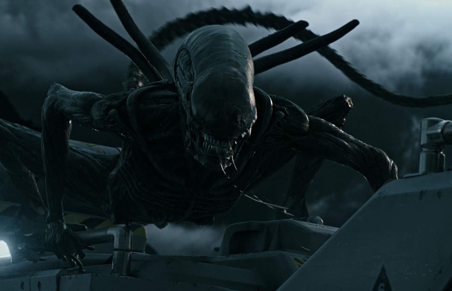 Alien: Covenant is an Alien prequel and a Prometheus sequel xenomorph David Walter Daniels Ridley Scott
