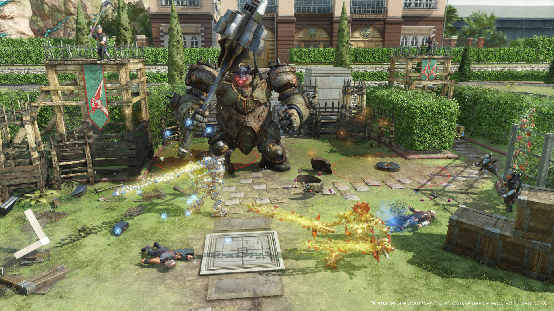 Knack 2 PlayStation 4 SCE Japan Studio