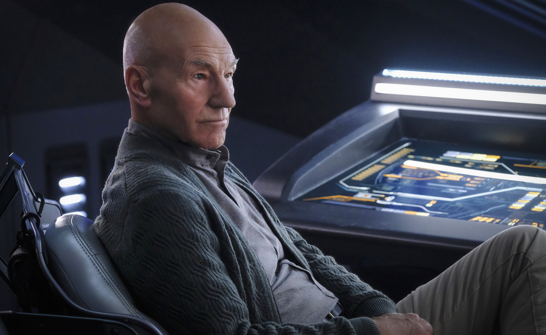 Star Trek: Picard, episode 3, The End Is the Beginning bad problems