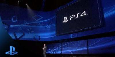 Sony PlayStation 4 reveal event illuminates PlayStation 5 reveal event PS4 PS5 launch