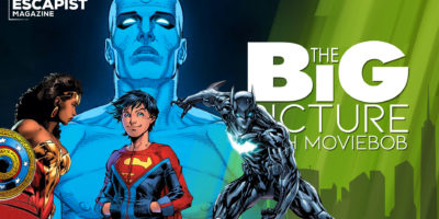 DC Comics publisher Dan DiDio fired Warner Bros. AT&T 5G new characters future