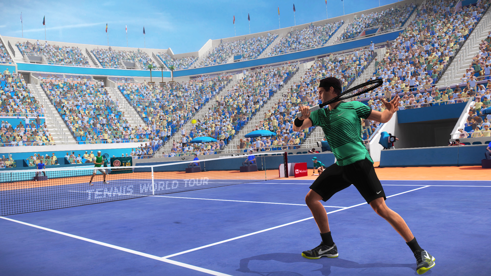 Tennis World Tour when to get child headset gaming parenting questions