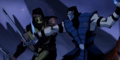 red band trailer netherrealm studios animated film Mortal Kombat Legends: Scorpion's Revenge