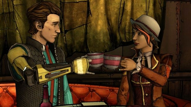 Tales From the Borderlands Redux, AdHoc, Telltale, The Wolf Among Us 2