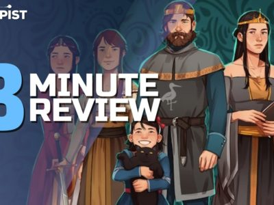 yes, your grace review in 3 minutes brave at night
