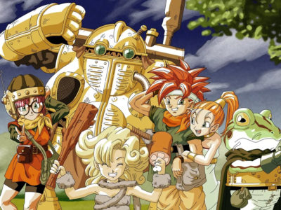 Chrono Trigger 25 years old 25th anniversary masterpiece RPG JRPG Square Squaresoft