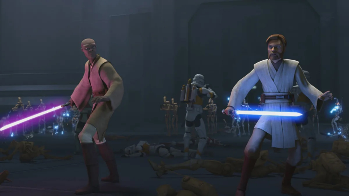 The Clone Wars 'Unfinished Business' Shows Just How Close ...