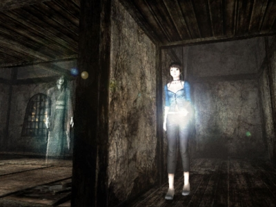 Fatal Frame development cursed ghost stories Makoko Shibata haunting ghost story
