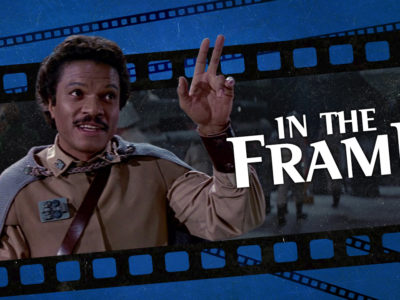 Lando Calrissian rogue cape beyond mythology in Star Wars: The Empire Strikes Back, Return of the Jedi, The Rise of Skywalker