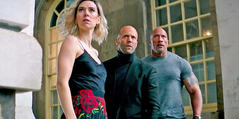 The Rock confirms that Hobbs & Shaw will ride again