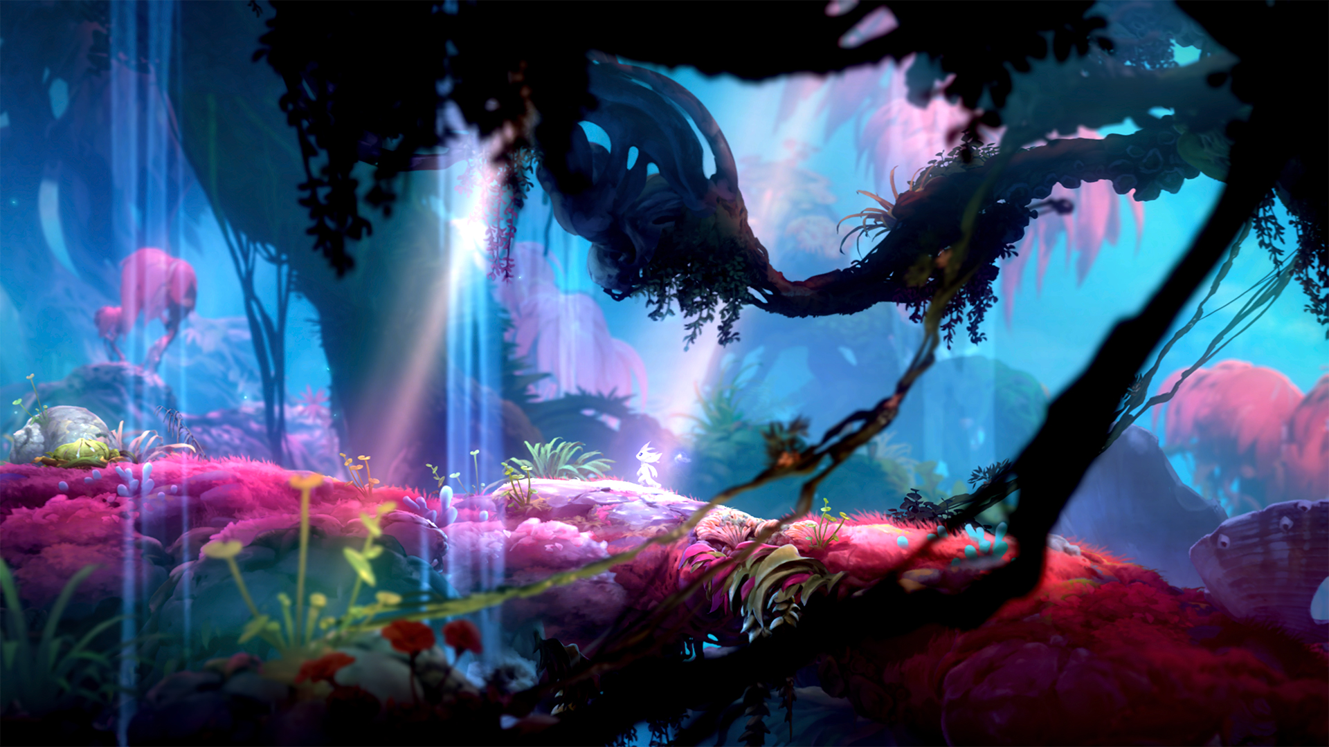 composer Gareth Coker interview music Ori and the Will of the Wisps soundtrack, Ori and the Blind Forest, Moon Studios and Xbox Game Studios