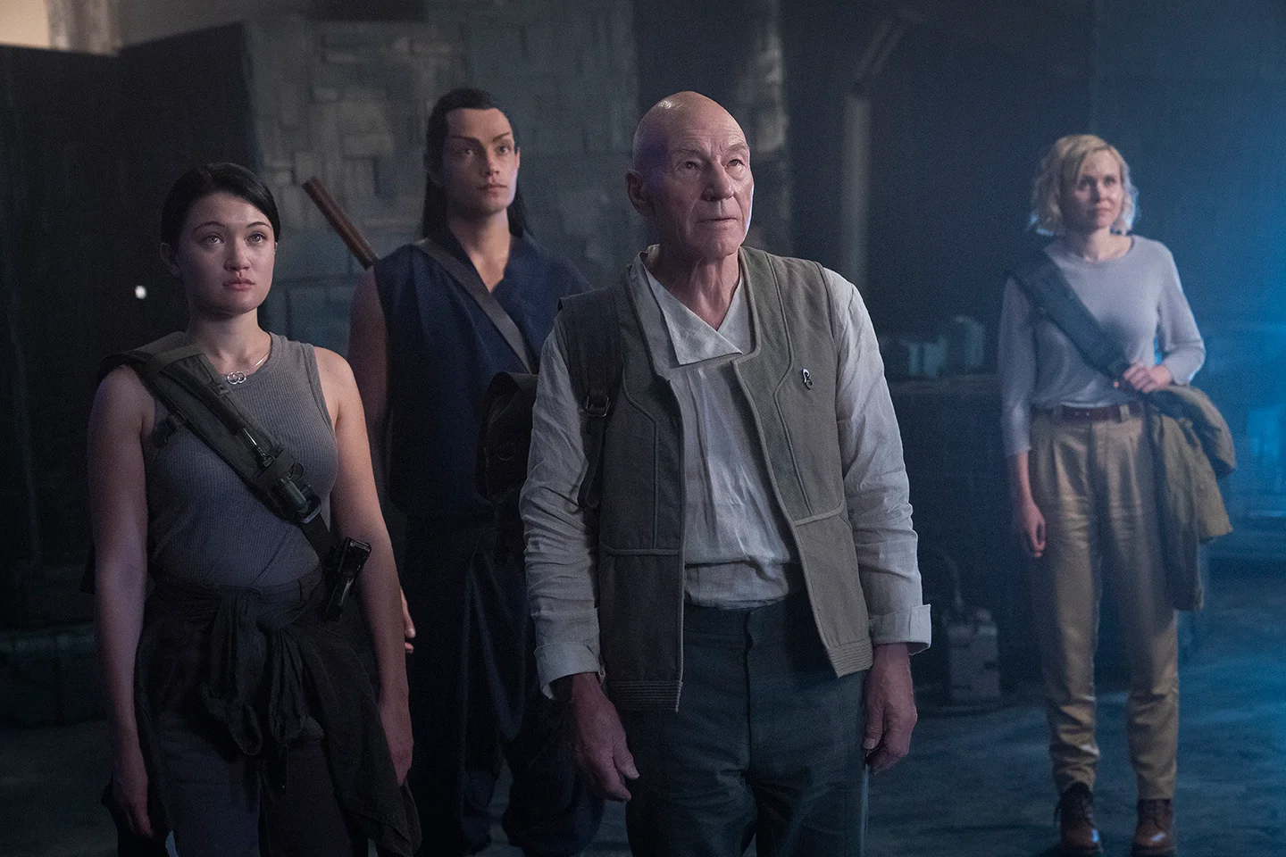 Star Trek: Picard episode 9 review et in arcadia ego part 1