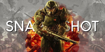 Marty Sliva Snapshot Doom 2016 opening intro is bloody, violent slapstick perfection via id Software, Bethesda