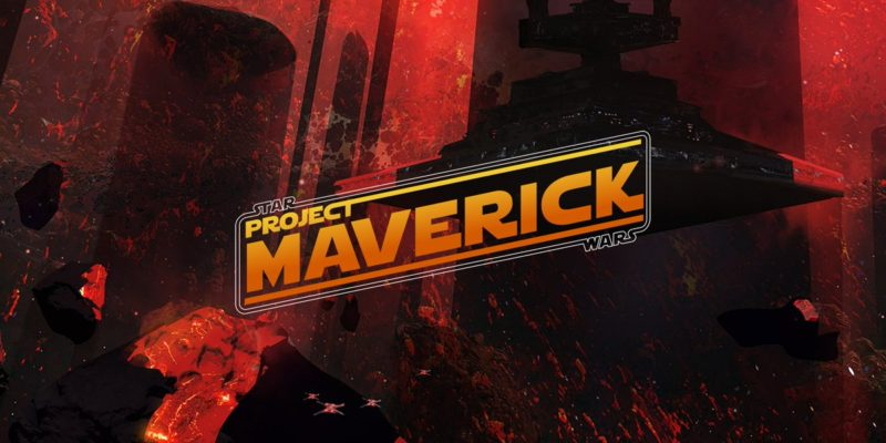 EA Motive's Star Wars: Project Maverick has been found on the PSN