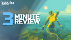 in other waters review in 3 minutes fellow traveller jump over the age gareth damian martin