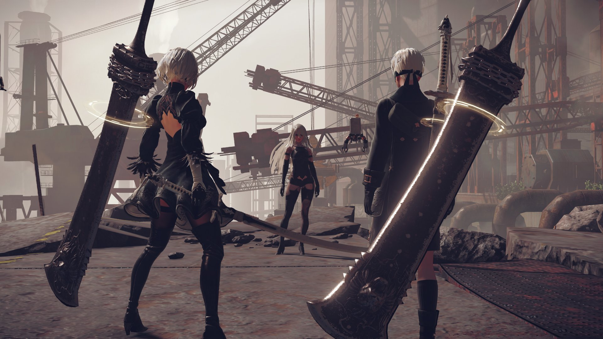 Nier Automata Challenges Our Ideas Of Morality With Its Character