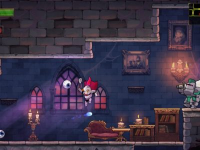 Rogue Legacy 2, Cellar Door Games, Roguelike